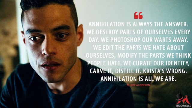rami malek quotes mr robot