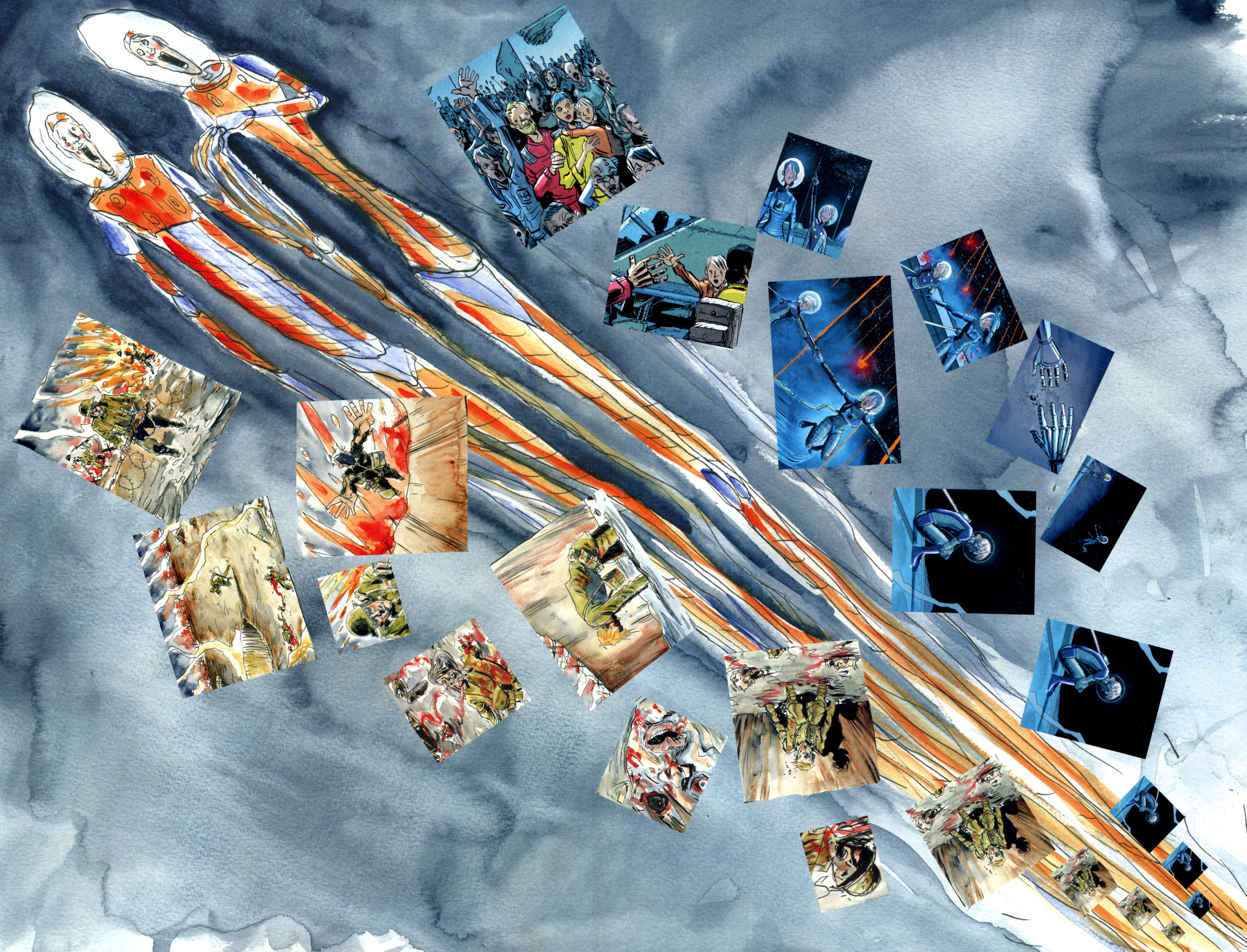 Read online Trillium comic -  Issue #8 - 24