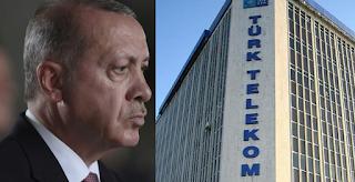 «Κραχ» στην Τουρκία – Χρεοκόπησε ο γίγαντας της τηλεφωνίας Turk Telekom – Προς κατάρρευση η οικονομία