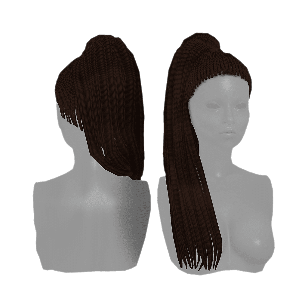Teresa Hair Grams Sims