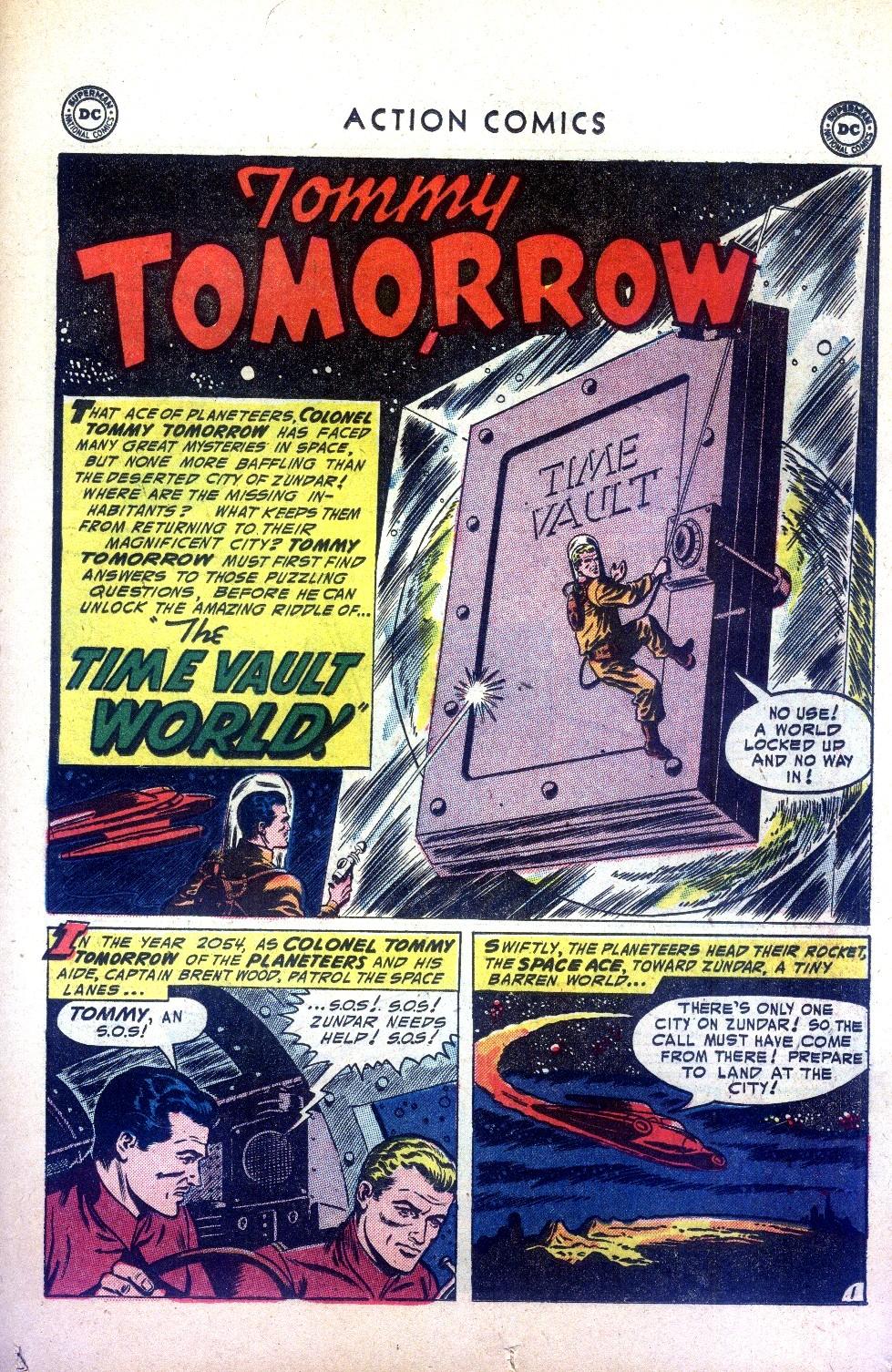 Action Comics (1938) 195 Page 24