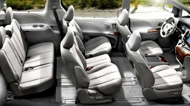 2017 Toyota Sienna Review Interior and Price