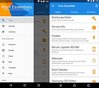 R1 Root Essentials Premium v2.4.2 Cracked APK Technology