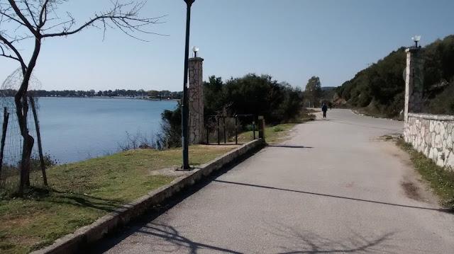 Ήγουμενίτσα: Ξεκίνησε η επέκταση του ποδηλατόδρομου-πεζόδρομου Ηγουμενίτσας προς το Δρέπανο