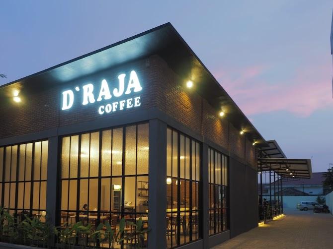Perjalanan D'Raja Coffee, Berawal dari Bisnis Kedai Kopi Kecil Meroket Ke Waralaba Coffee Shop