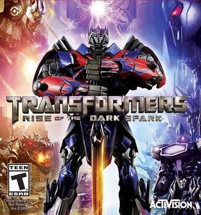 تحميل لعبه سبارك Transformers Rise of the Dark Spark النسخة الكاملة للكمبيوتر مجاناً