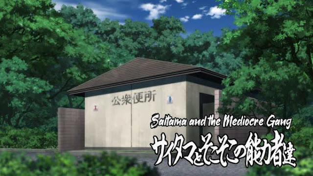 One Punch Man Season 2 - OVA1 BD 1080p