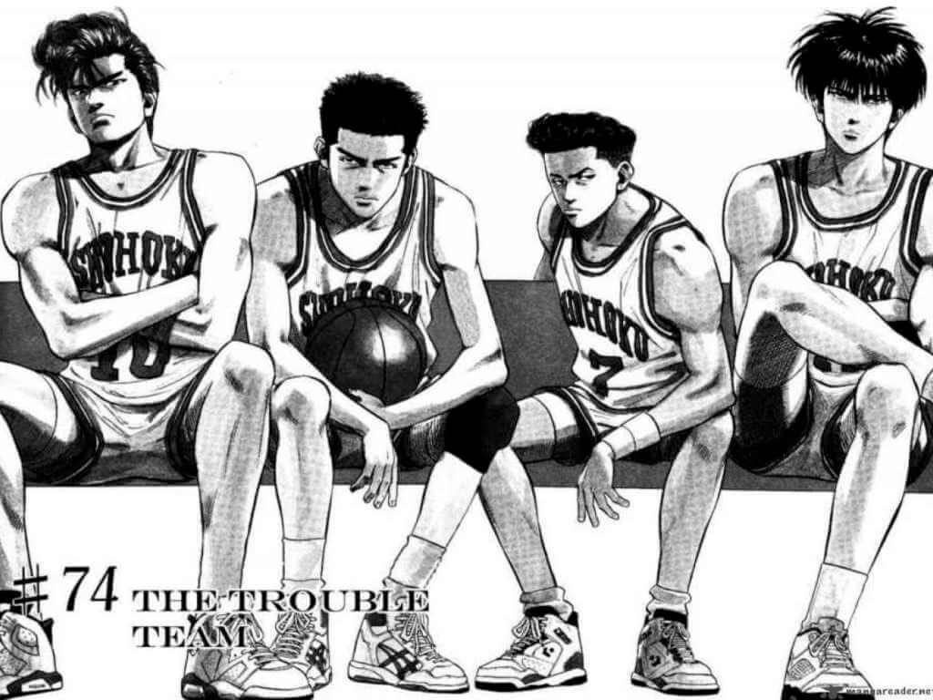 Slam Dunk Komik Legenda