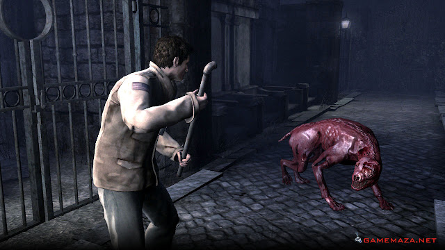 Silent Hill 5 Homecoming Gameplay Screenshot 5