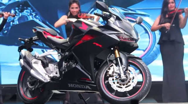 Harga Motor Honda CBR 250RR Terbaru 2016