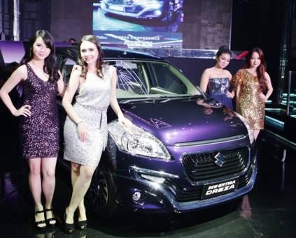 Harga Suzuki New Ertiga Dreza 2016