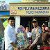 Bupati Dharmasraya Tinjau Kesiapan Personil Pos Pengamanan dan Pelayanan Lebaran