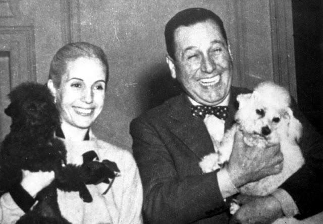 História de Eva Perón e do Museu Evita