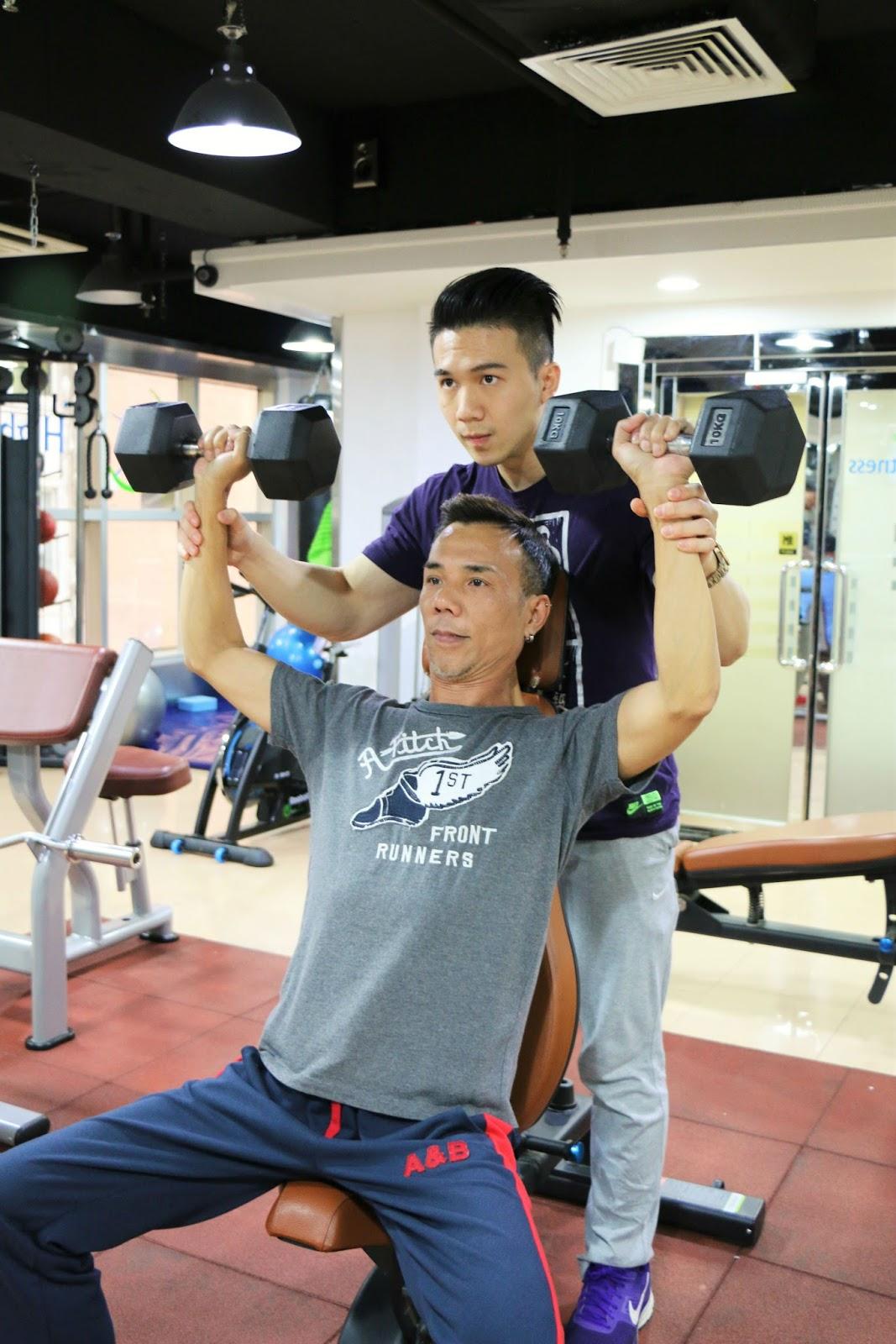 私人健身教練 Francis Lam: 歌手: 李國祥 KC Lee