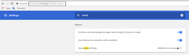 Cara Memasang Proxy Di Google Chrome