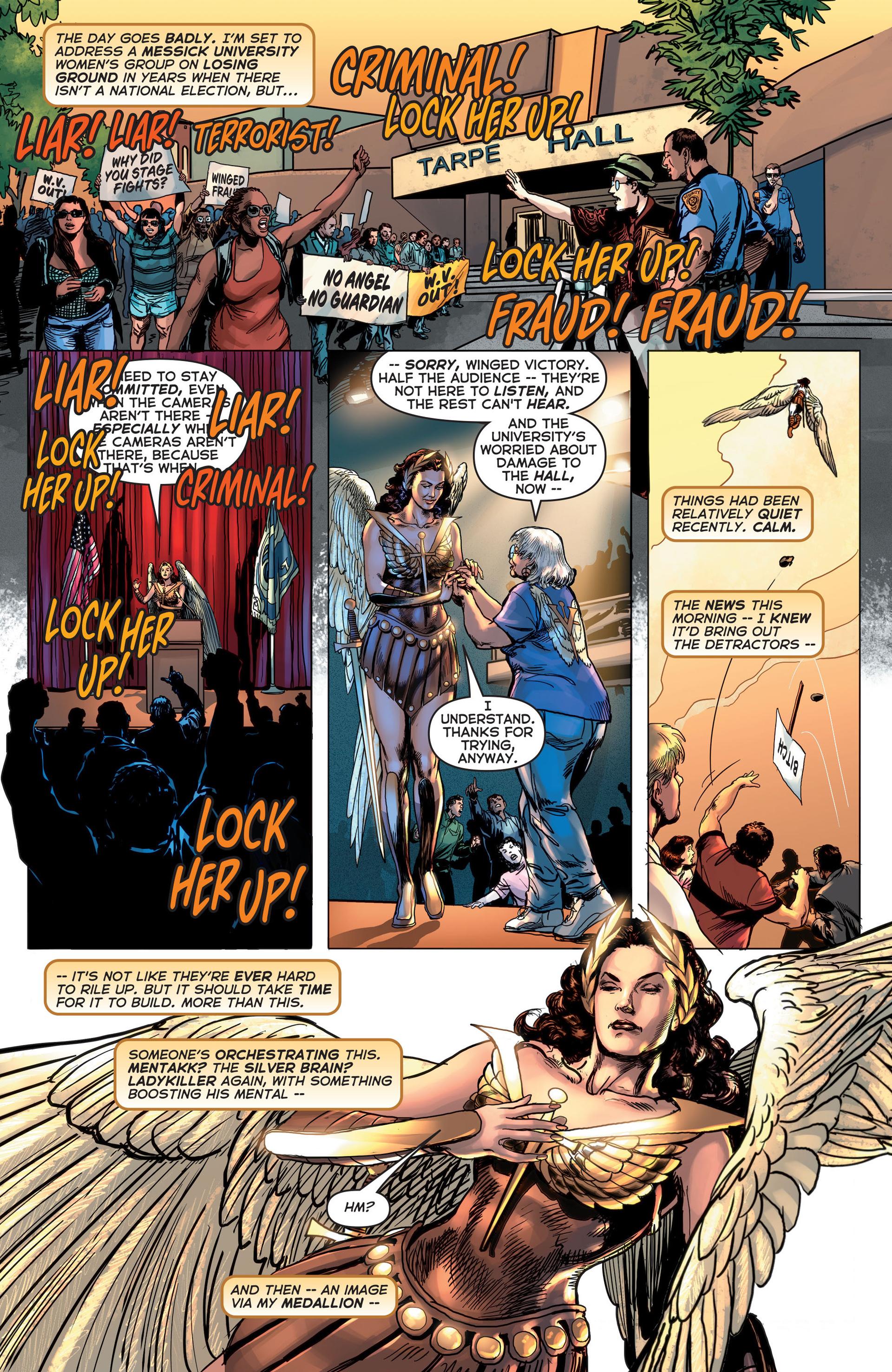 Read online Astro City comic -  Issue #7 - 13