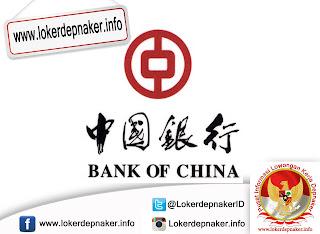 Lowongan Kerja Bank of China Limited