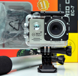Jual ActionCam Everio EC-7 MARK II  Bekas