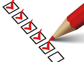 Regulations checklist