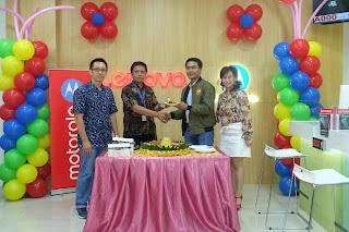 Layanan Service Center Eksklusif Motorola Resmi Dibuka di Surabaya