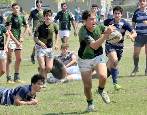 URT: Se jugó la 8° fecha del Clausura del Torneo Anual Juvenil