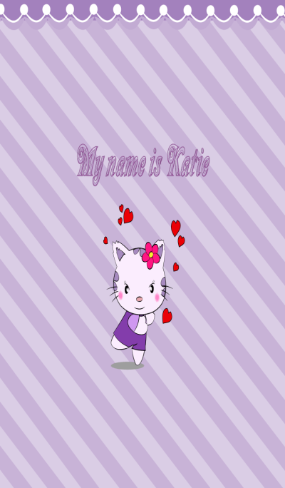 My name is Katie