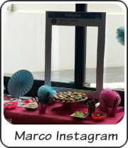 marco de Instagram