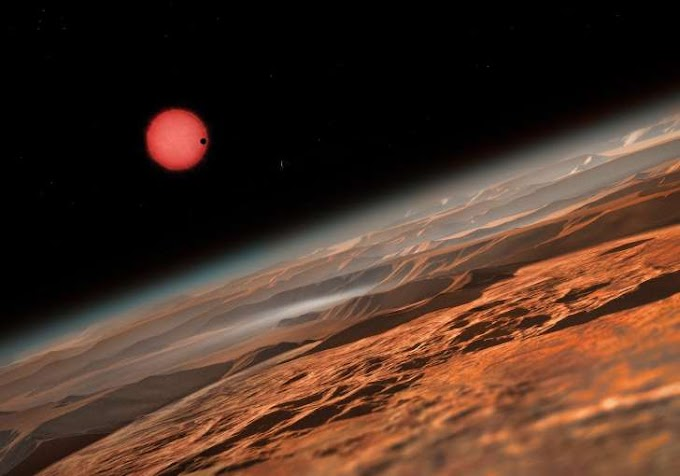Nasa descobre 10 novos planetas que podem abrigar vida