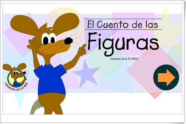 """""""El Cuento de las Figuras"""" (Cuento audiovisual)"""