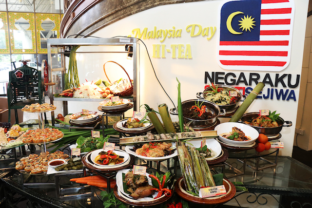 Malaysia Day Hi-Tea @ Grand BlueWave Hotel Shah Alam