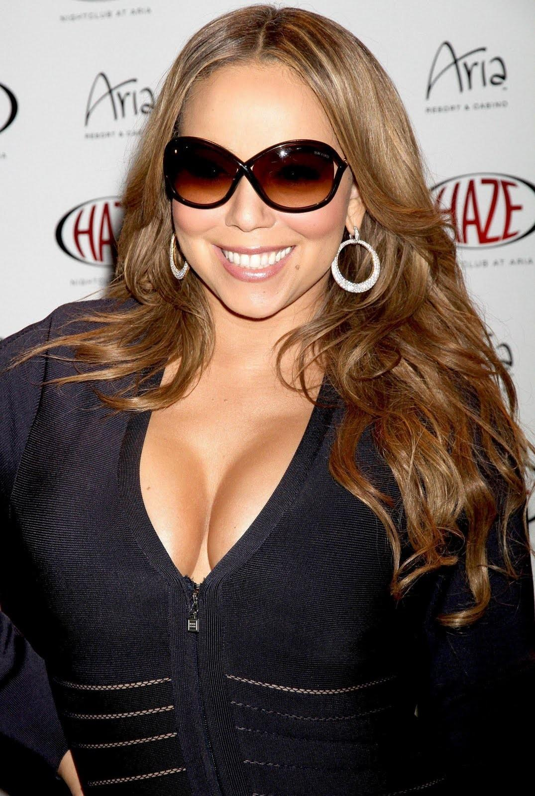 Mariah Carey: Mariah Carey Body Pics