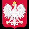 Logo Gambar Lambang Simbol Negara Polandia PNG JPG ukuran 100 px