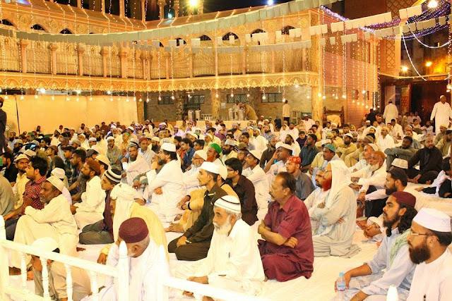 mosque mehfil dua lecture allama kokab noorani okarvi