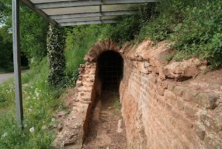 Blick in den Römerkanal