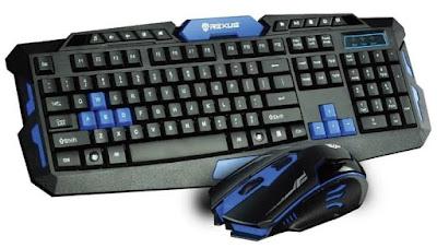 Harga Keyboard Gaming Murah