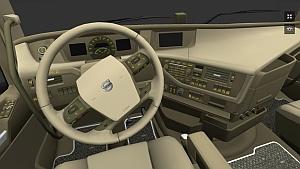 Volvo FH 2012 interior by ConAir