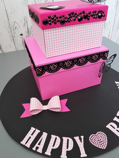 Gutschein, Geburtstagsgeschenk, Geburtstagstorte