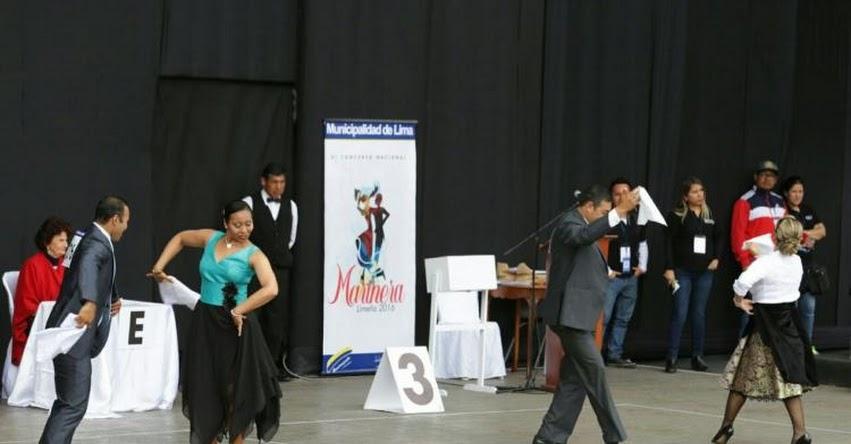 XII Concurso Nacional de Marinera Limeña 2017 - www.munlima.gob.pe