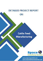 Project Report on Cattle Feed Manufacturing