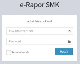 e-Rapor SMKN 1 Pakong