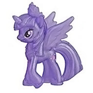 My Little Pony Shimmering Friends Collection Twilight Sparkle Blind Bag Pony