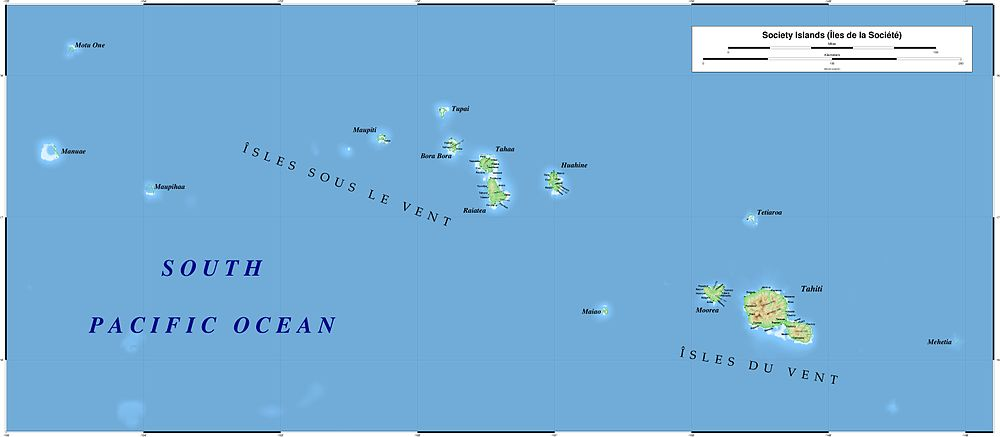 Sailing Sarita: Huahine, Raiatea, Tahaa and Bora Bora ...