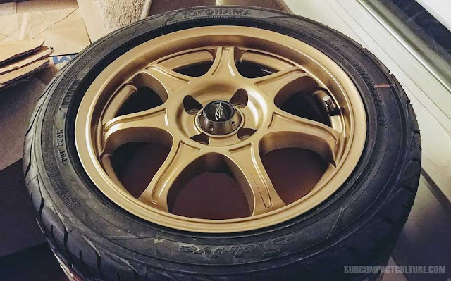 MB Revolt Wheels
