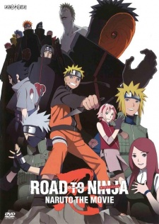 Download Naruto Shippuden Movie 6 Road to Ninja
