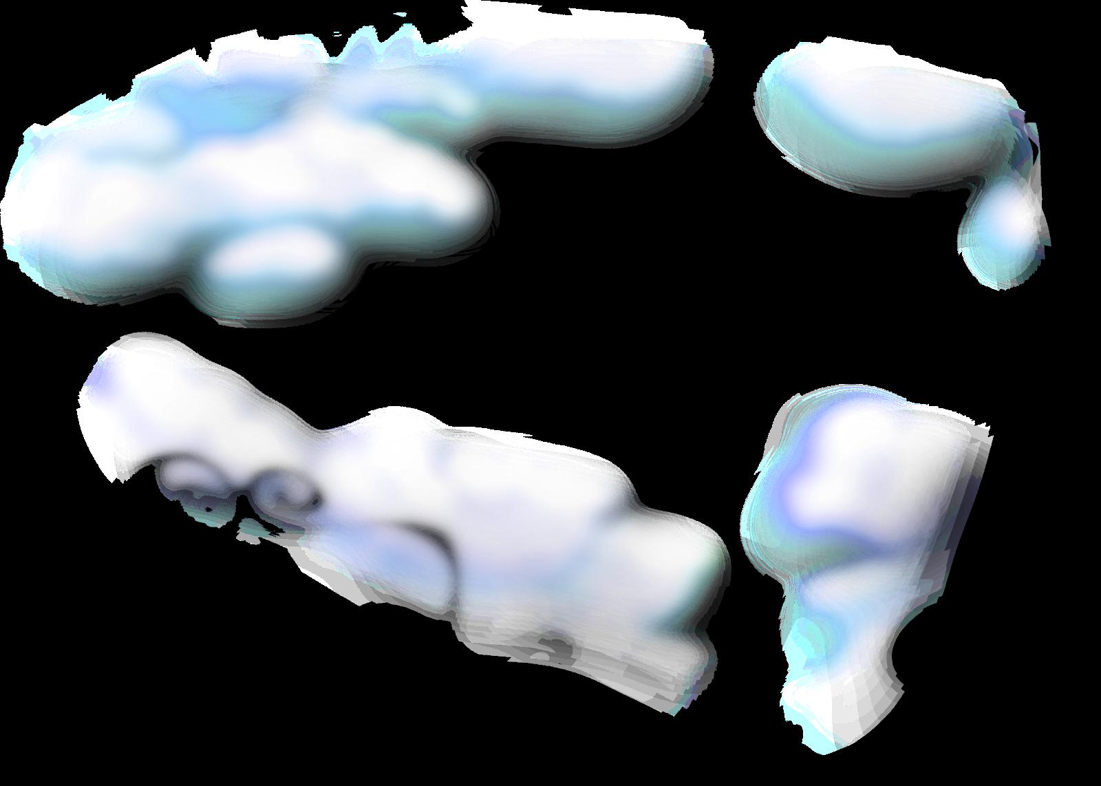 Анимашки небо на прозрачном фоне, котенок открытка