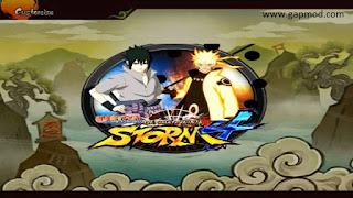 Head Soccer Mod Naruto NSUNS 4 Apk + Data