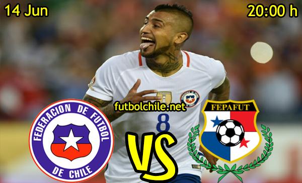 VER STREAM RESULTADO EN VIVO, ONLINE:  Chile vs Panamá