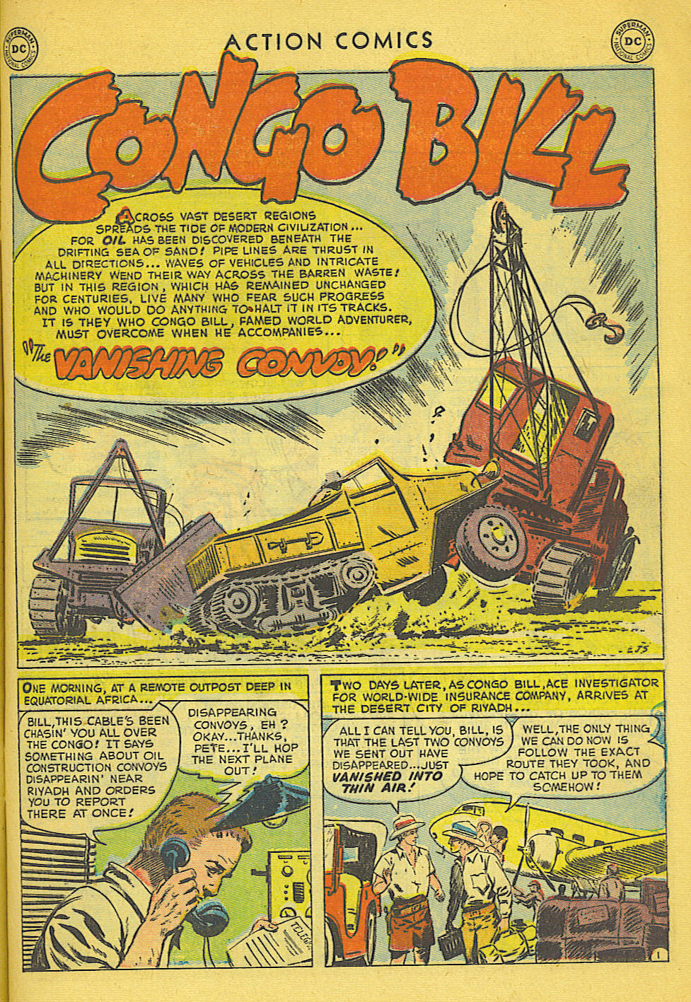 Read online Action Comics (1938) comic -  Issue #158 - 15