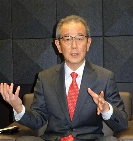 Ясуо Такеучи, президент Olympus с 1 апреля 2019 года