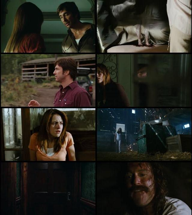 The Messengers 2007 Dual Audio Hindi 480p BRRip